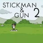 Игра Stickman and gun 2 с читами