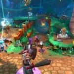 Игра Dungeon Defenders