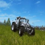 Игра Farming simulator 2017 техника