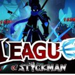 Игра League of Stickman