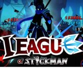 Игра League of Stickman