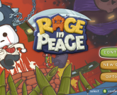 Игра Rage in peace