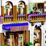 Игра Лего френдс гранд отель