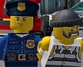 Игра Лего полиция
