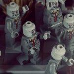 Игра Лего зомби апокалипсис