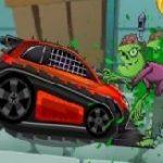 Игра Машины против зомби