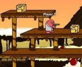 Игра Опасное оружие на двоих