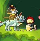 Игра Scribblenauts Unlimited