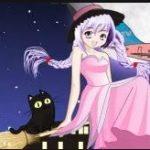 Игра Девочка ведьма