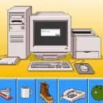 Игра Ломать компьютер