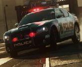 Игра Погоня от полиции