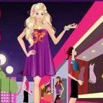 Игра Барби показ мод