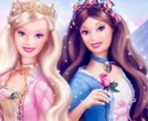 Игра Барби принцесса и нищенка
