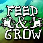 Игра Fish feed and Grow