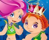 Игра Принц и принцесса