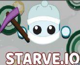 Игра Starve io