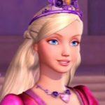 Игра Барби и хрустальный замок