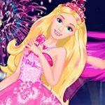 Игра Барби рок принцесса
