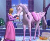 Игра Барби волшебство Пегасов