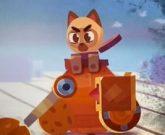 Игра  Cats: Crash Arena на андроид