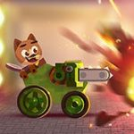 Игра Cats: Crash Arena Turbo