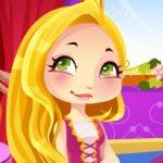 Игра Для девочек делать прически