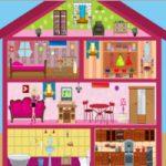 Игра Домик для Барби