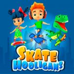 Игра Хулиганы на скейтах