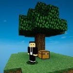 Игра Майнкрафт выживание на острове