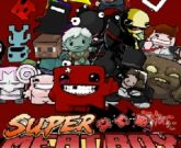 Игра Super meat boy