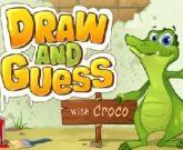 Игра Крокодил рисуй и угадывай