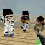 Игра Майнкрафт контр страйк