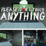 Игра Please don't touch anything