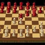 Игра Шахматы c живым игроком