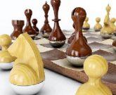 Игра Шахматы компьютер сложный