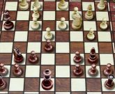 Игра Шахматы против компьютера