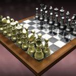Игра В шахматы с компьютером сложный уровень