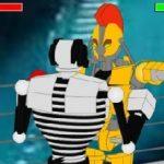 Игра Роботы против роботов