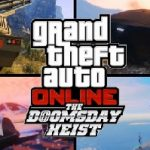 Игра GTA 5 Online: The Doomsday Heist