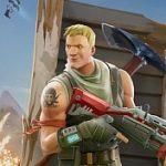 Игра Fortnite Battle: Royale официальный сайт
