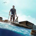 Игра Raft выживание на плоту