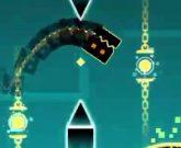 Игра Geometry Dash Sub Zero взлом