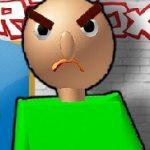 Игра Роблокс: Побег от Балди
