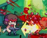Игра Спасаем кроху зомби