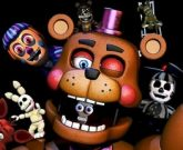 Игра Ultimate Custom Night на андроид