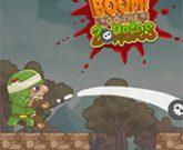 Игра Взорви зомби 2