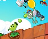 Игра Растения против зомби 4