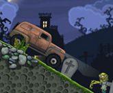 Игра Сбивать Зомби с дороги