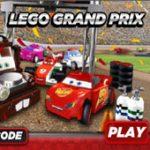 Игра Лего Тачки 2: Крутые виражи