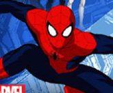 Игра Человек Паук 5: Железный Человек Паук